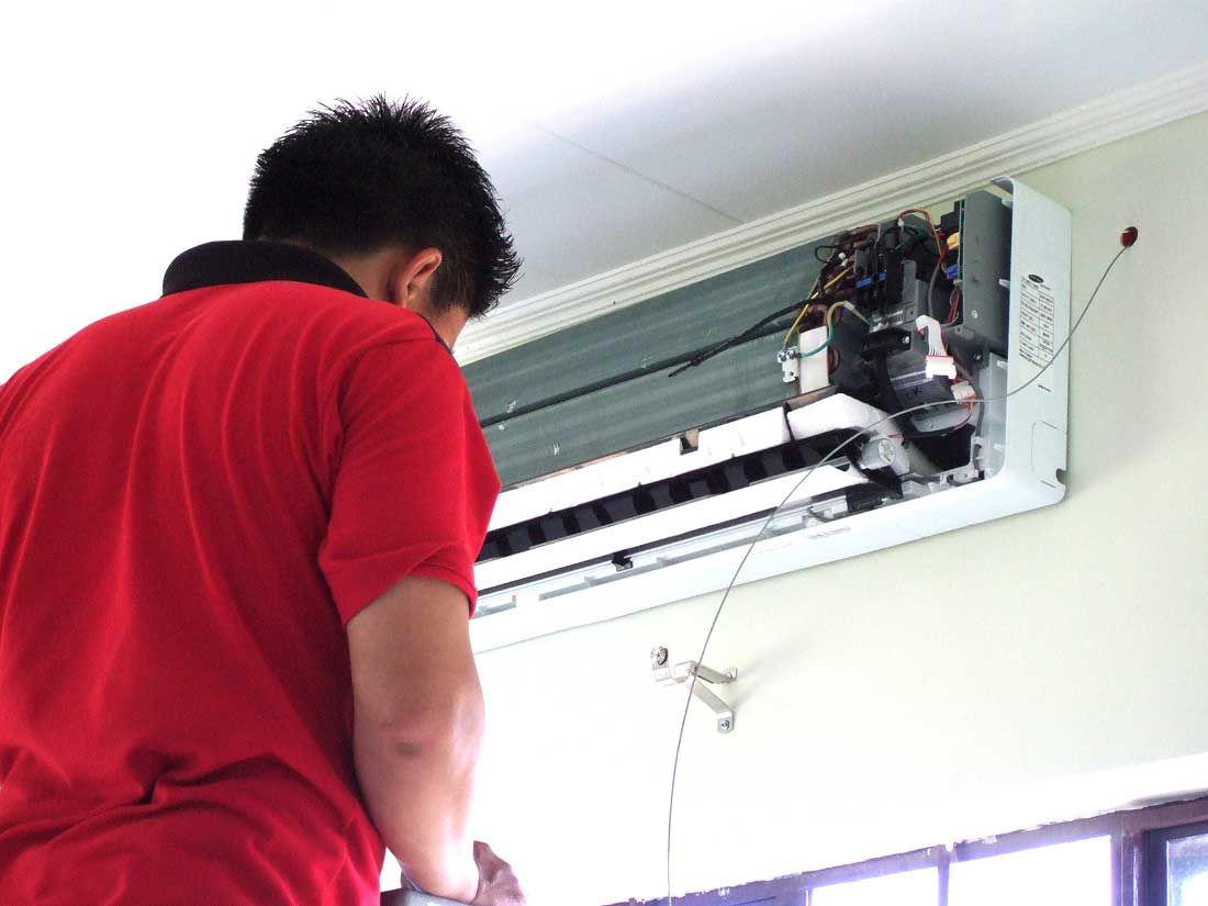 Aircon Services Penang Butterworth Malaysia